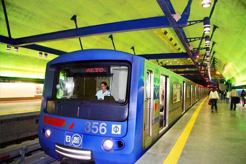 Transporte Urbano - Metrô